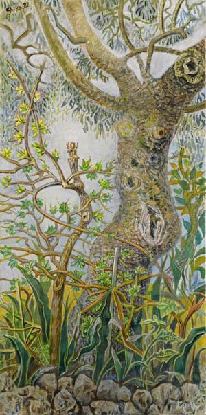 Ο Αιχμάλωτος Ελαιόδεντρα