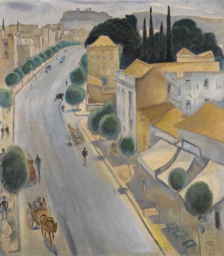 Οδός Πατησίων, Αθήνα- Σπύρος Βασιλείου