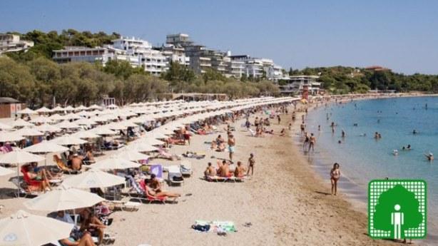 Οι ακατάλληλες παραλίες της Αττικής